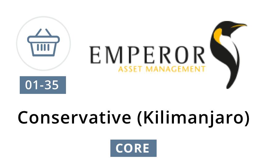 Kilimanjaro Conservative Basket